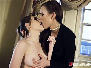 bath vagina playtime with Tina Kay and Kimmy Granger