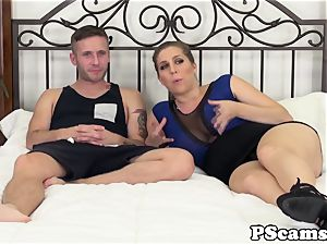 huge-chested web cam stunner Alex chance stroking