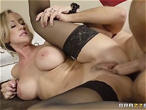 The hubby of Brandi love lets her tear up a different dude