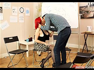 lovemaking maniacs anonymous gets a bit super-fucking-hot with Jasmine James and Danny D