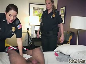Homemade stiff interracial Noise Complaints make messy tramp cops like me moist for large