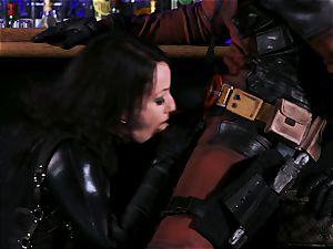 Deadpool hard-core An Axel Braun Parody gig two