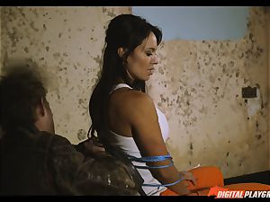 action video orgy episode starring Franceska Jaimes and Lexi Lowe and thick monster man-meat Danny D