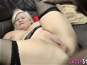 british granny ass pounded