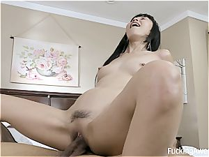 Marica Hase Gets pounded by a big black cock