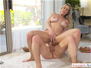 Brandi love taking it rock-hard