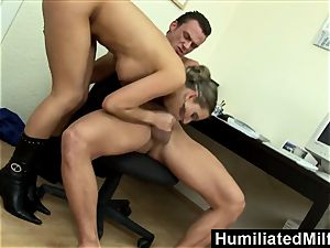 HumiliatedMilfs messy Francesca Felluci