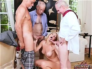 blonde milf phone Frannkie And The gang Tag squad A Door To Door Saleswoman