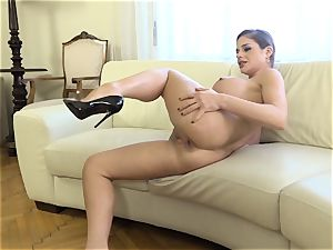 assfuck going knuckle deep drill babe labia bum fucked by dark-hued men