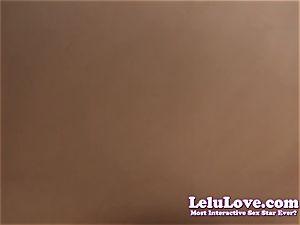 Lelu Love-POV female acquaintance railing creampie