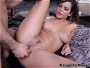 frisky Keisha Grey leaned over for a superb boning from the rear