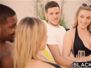 BLACKED Kendra Sunderland multiracial Obsession Part two