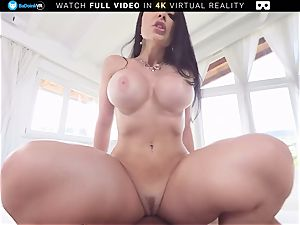 BaDoink VR Aletta Ocean Will Take Care Of You VR porno