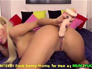 horny mummy play very muddy