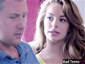 kinky baby sitter Kimmy Granger Creampied By manager
