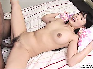 voluptuous chinese mega-slut romped by a thug