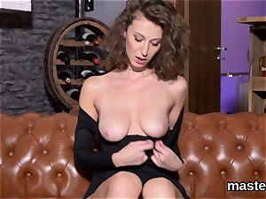 super-naughty czech bombshell opens up her soft fuck-hole to the sensational