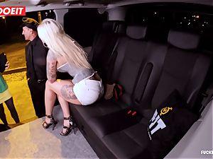 LETSDOEIT - fortunate taxi Driver Bones 2 molten Blondes