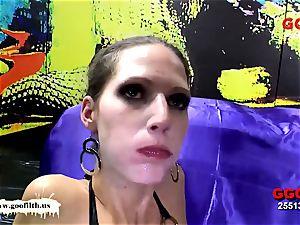 German Goo damsels - Viktoria and Lana best cum hoes