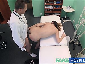 FakeHospital messy medic pummels thief and creampies her