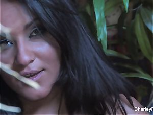 buxom Charley haunt is insatiable for the harvest