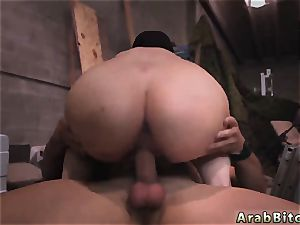 Arab mega-slut very first time manstick dreams!