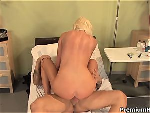 insane Puma Swede is nailed up her humid cootchie