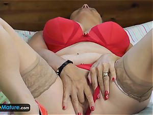 EuropeMaturE superb big-chested grandmas Compilation