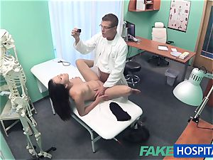 FakeHospital physician probes ultra-cute scorching spectacular patient