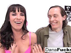 Dana gets donk screwed by humungous manhood Owen