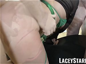 LACEYSTARR - Lacey Starr and her pals gang-fucked