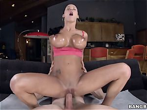 spectacular Peta Jensen gets her cooter opened up